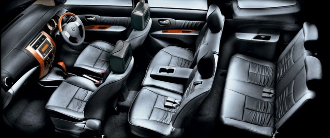 Interior Nissan All New Grand Livina X-Gear