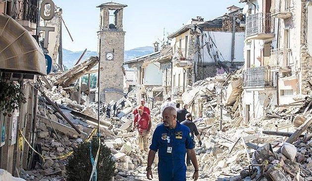 Ο σεισμός στην Ιταλία θα επηρεάσει την Ελλάδα; – Τι λένε οι σεισμολόγοι