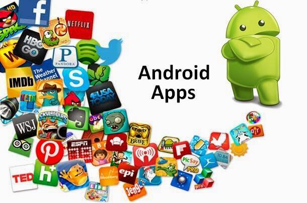 Free download aplikasi Android terbaik terpercaya bermanfaat selama bulan Oktober 2014 terbaru .APK
