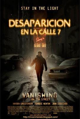 Desaparicion En La Calle 7 en Español Latino