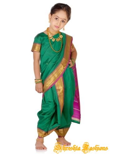 Beauty & Elegance: Traditional/Regional types of saree Draping