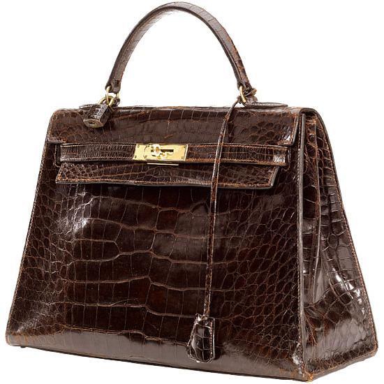 knock off hermes birkin - Hermes Kelly Bag in Crocodile is 1950 Dollars per Month to Rent at ...