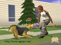 Download Games the Sims II Pets PCSX2 ISO For PC Full Version ZGASPC
