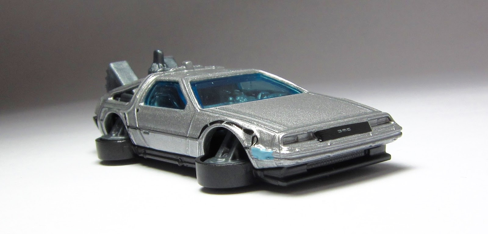 buy a delorean time machine