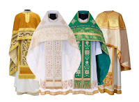 Custom Order Orthodox Vestments