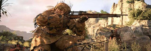 Sniper Game Keys