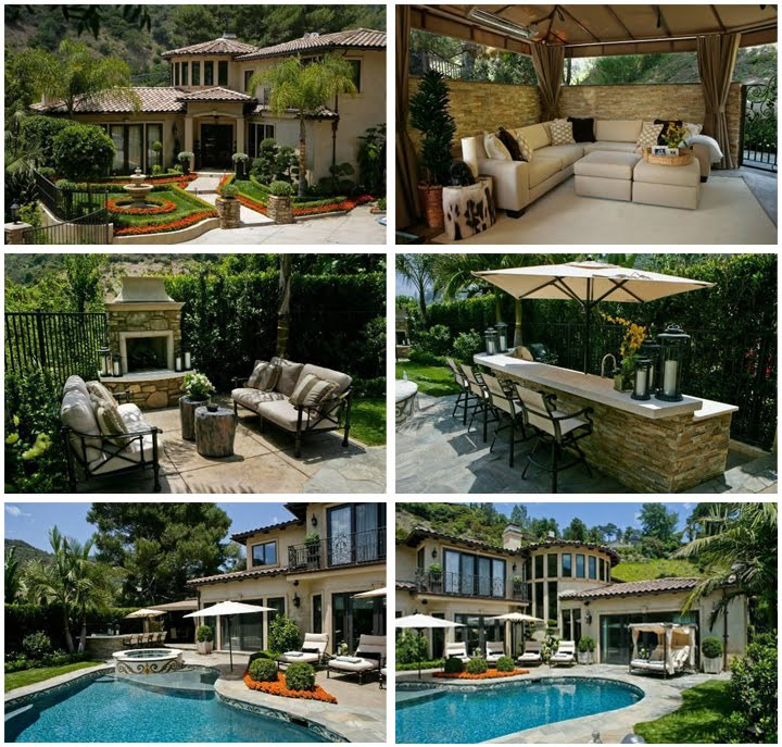 Phil and Robin McGraw List Beverly Hills Hideaway