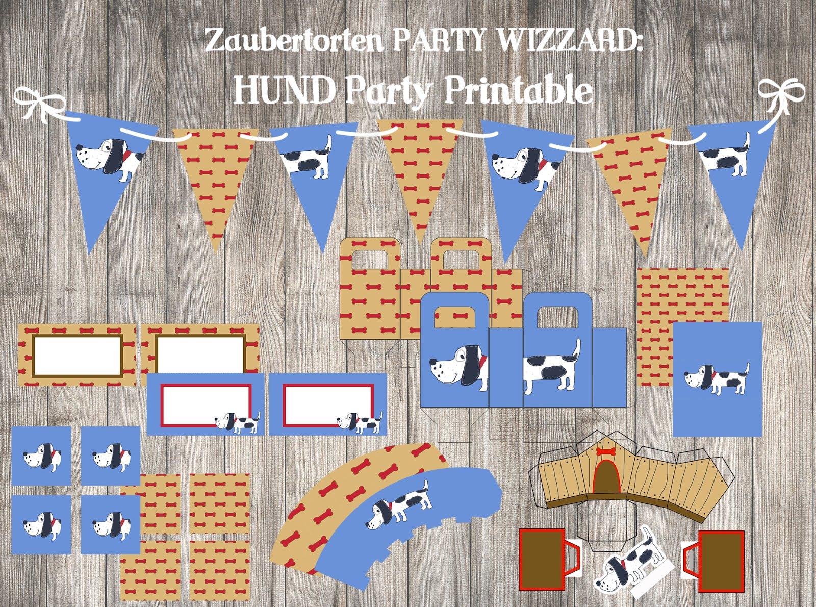 Kutyus Party szett