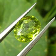 Batu Permata Green Peridot - SP1055