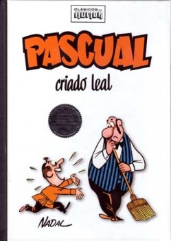 Portada de Pascual criado leal por Nadal