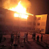 UNN Relocates Okeke Hall Students/Residents To Wing A Of Nkrumah Hall Due To The Recent Fire Outbreak