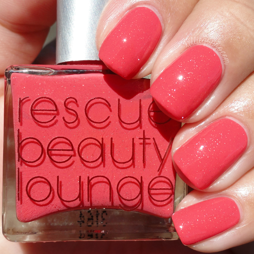 Rescue Beauty Lounge - Kellie Gonzo
