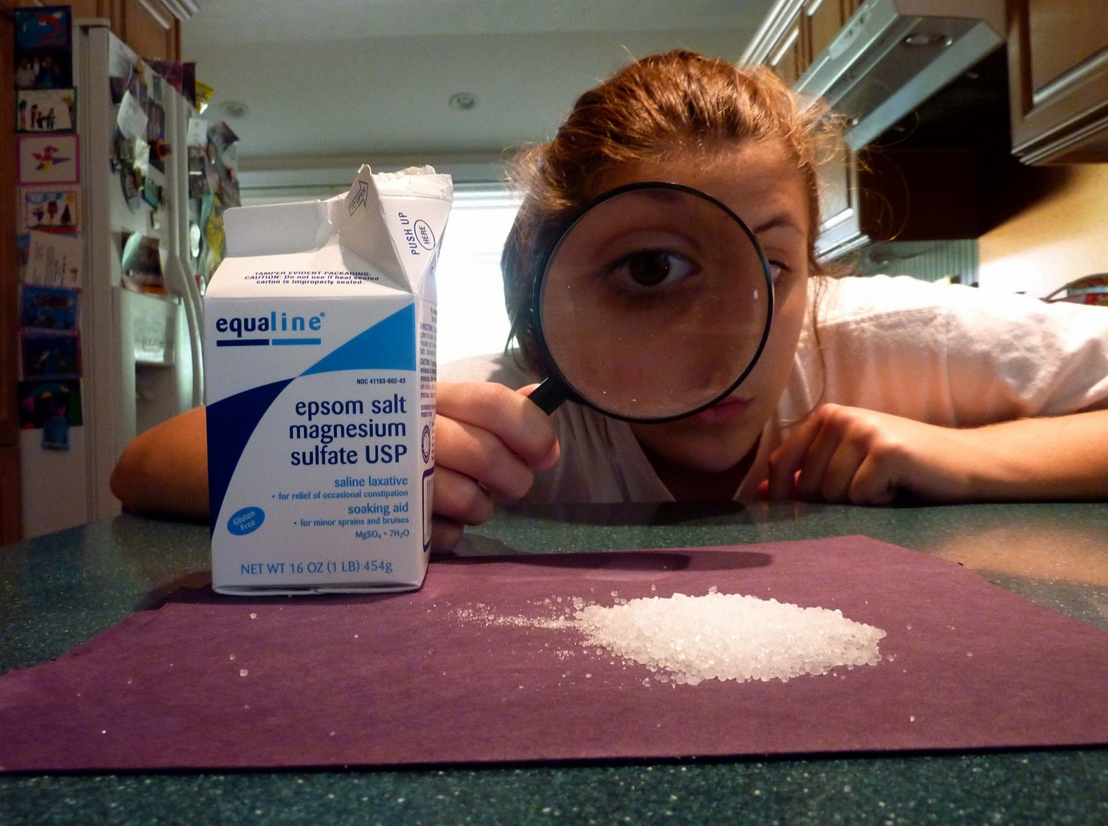 Chemical And Physical Properties Of Epsom Salt