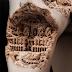 Oh Yeah : Seni Arca Dihasilkan Daripada Gigi. Geli Atau Awesome? (5 Gambar)