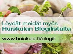 Huiskulan blogilista