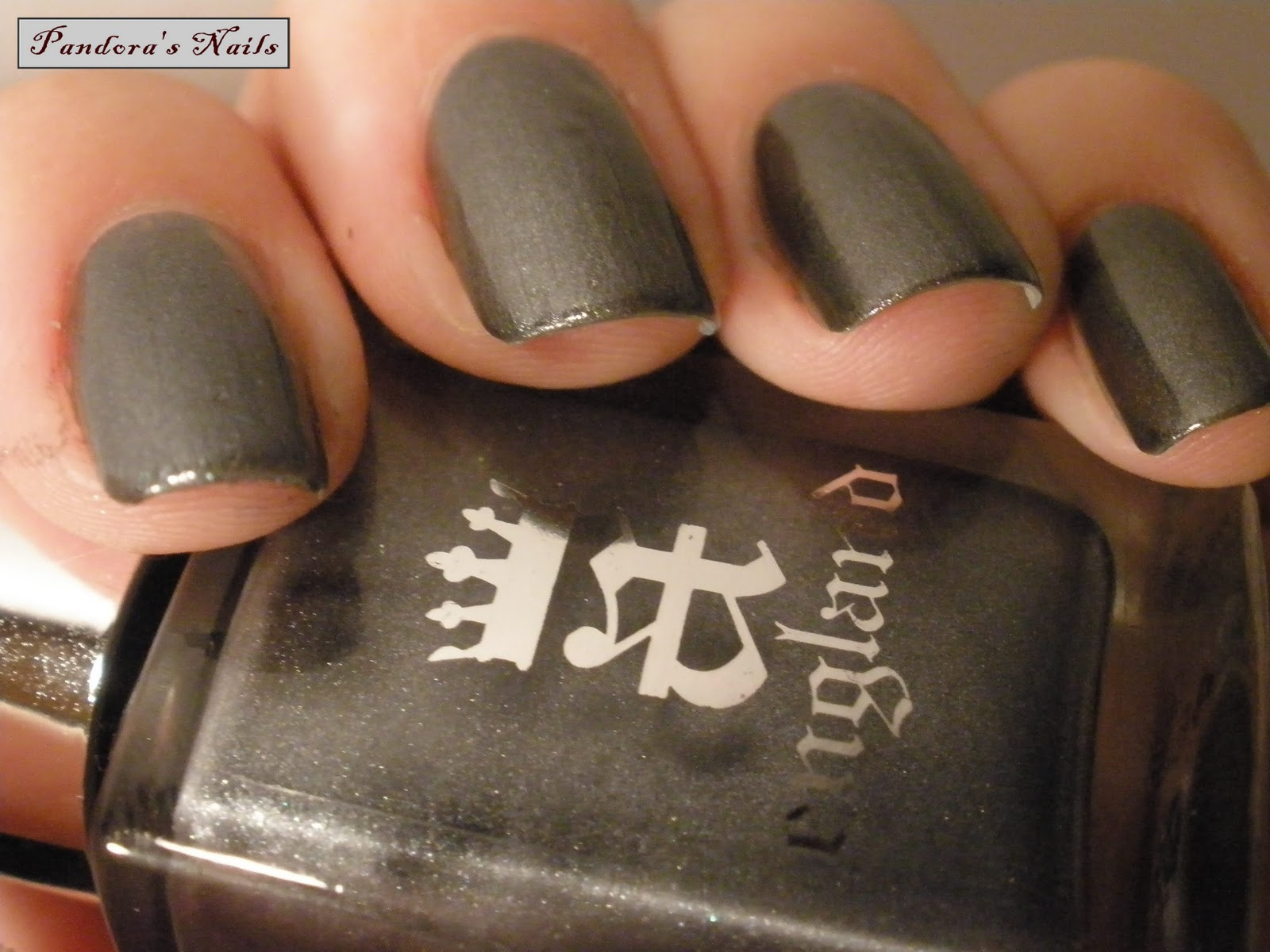 Pandora\'s Nails: a-england King Arthur and Nails Inc Sloane Square
