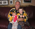 Grandad and his two little ones
