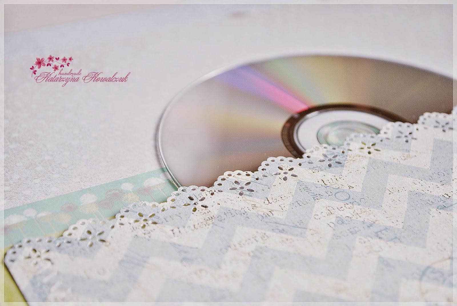 Pamiątka Chrztu Świętego - Album scrapbooking