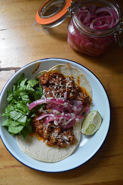 Pork Pibil Wahaca Recipe