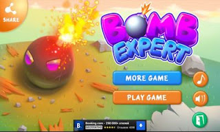 Android Game : Bomb Expert