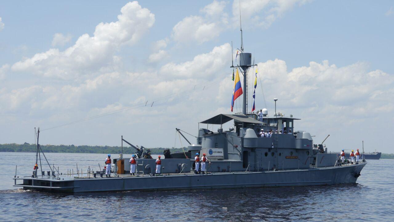 ARC Arauca Armada Colombia