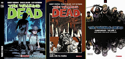 The Walking Dead - uscite di Novembre