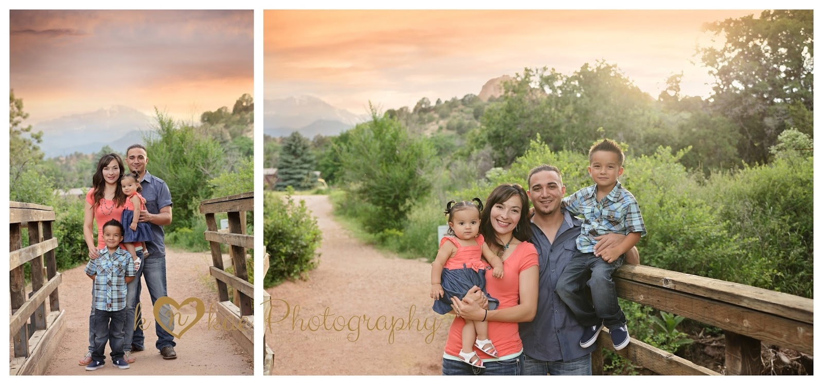 k 'n kae photography, family session, rock ledge ranch, colorado springs, summer 2015, family of 4 photo session