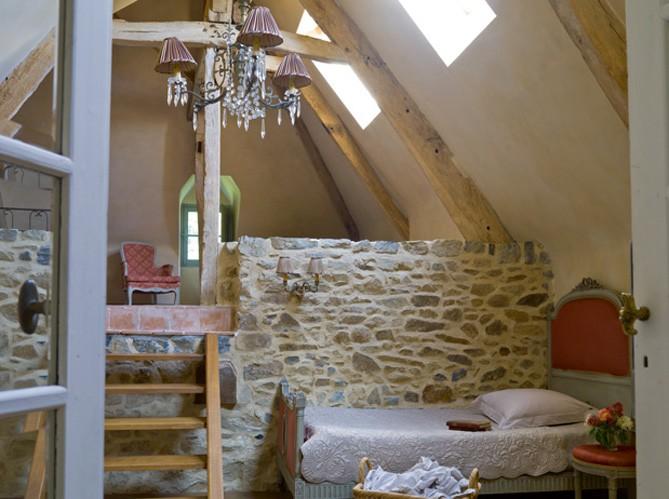 Boiserie c paradiso bretone for La casa di campagna francese progetta una storia