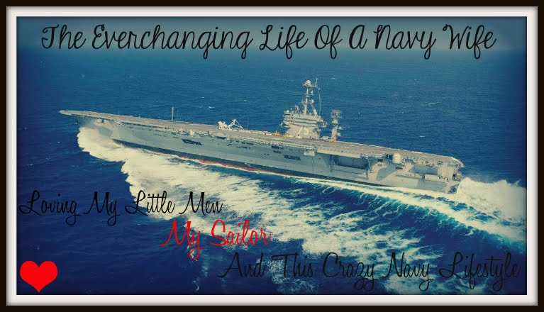 The Everchanging Life Of The Navy Wife