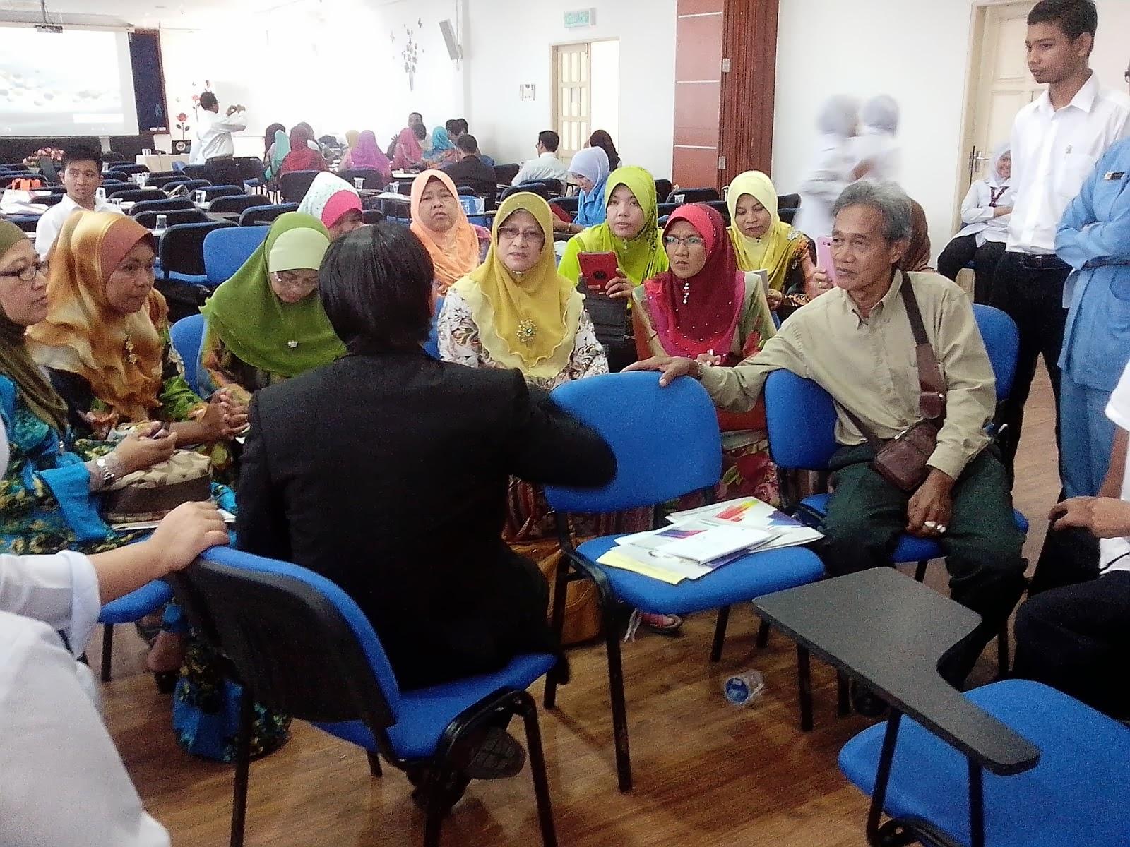 JKKK Medan Jaya menyertai Program KOSPEN Penerangan Oleh Dr.Fadzlan Zamalin bin Zainal Ashirin.