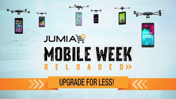 Jumia Mobile Week 2017.