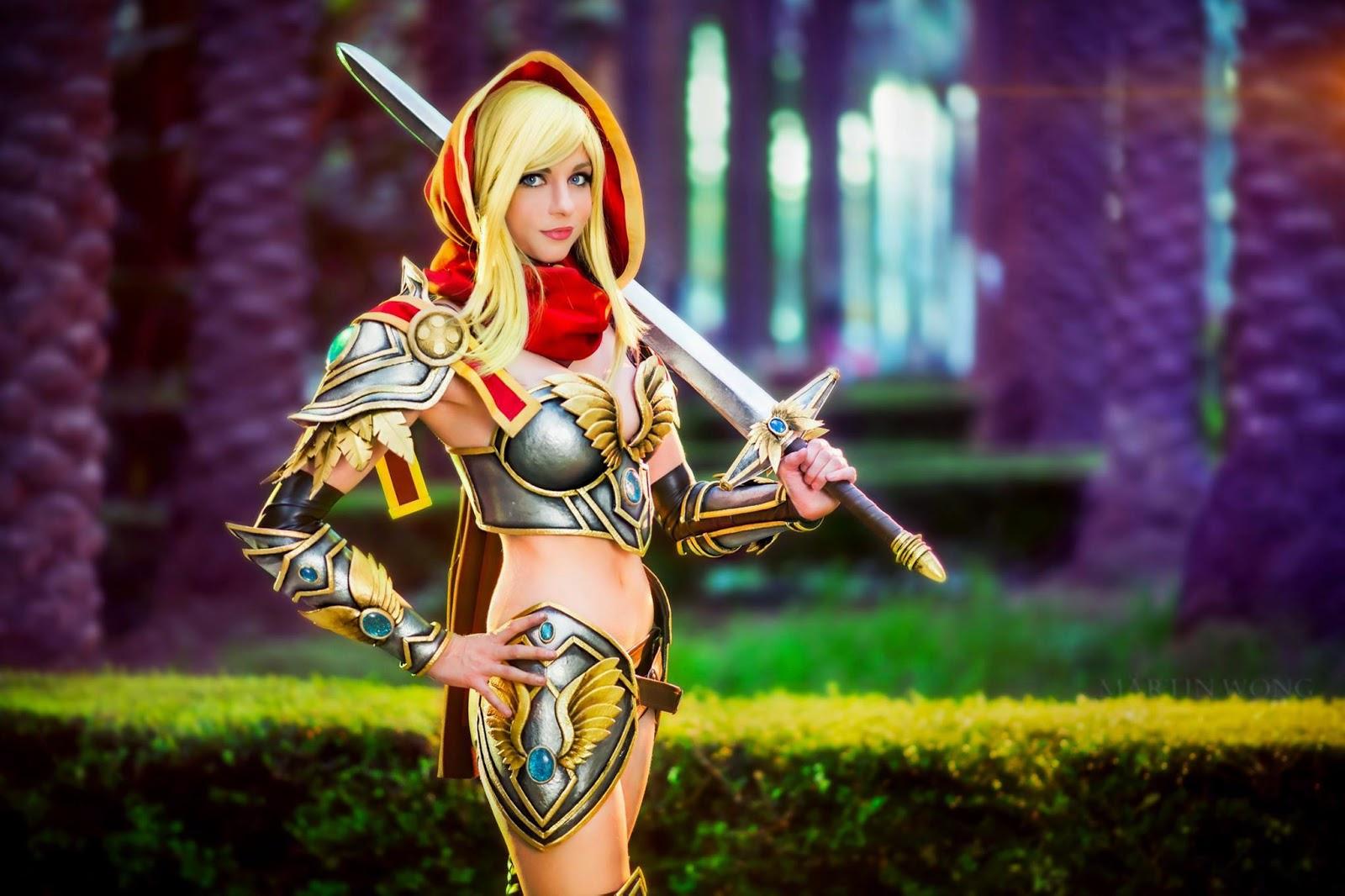 elArte Cosplay: World of Warcraft - Paladin Cosplay