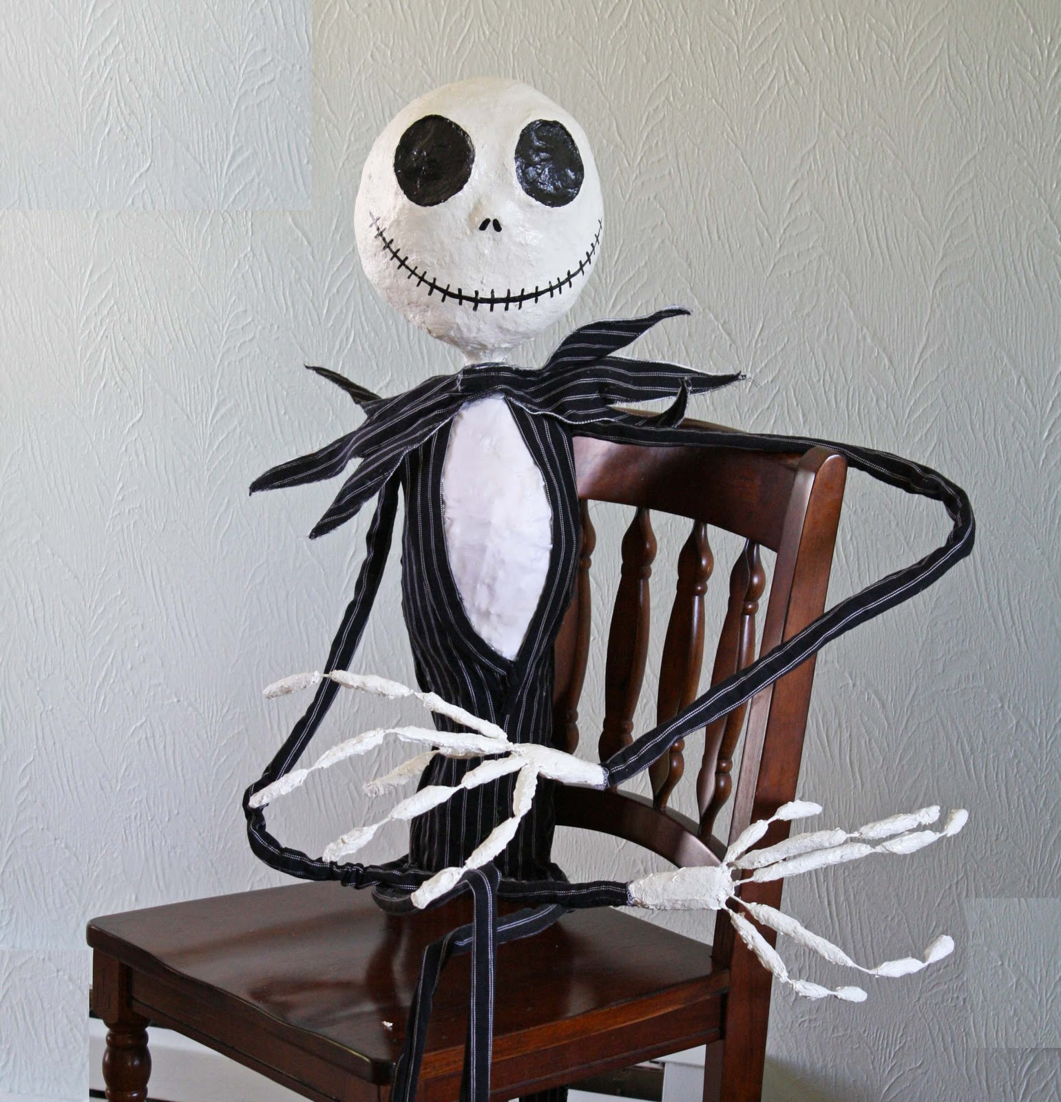 Running With Scissors: Nightmare Before Christmas: Life Size Jack ...