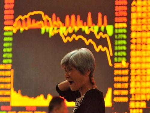 Китайские акции снова рухнули на падении прибыли корпораций