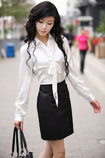 áo sơ mi nữ