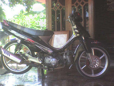 shogun racing look shogun 125 drag modif