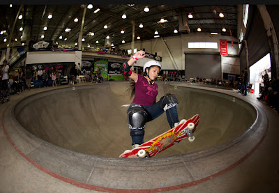 Abby Zsarnay, Allysha Bergado, Amee Jay Papelera, Amelia Brodka, Heidi Newton, Jordan Abraham, Julie Kindstrand, Lizzie Armanto, Nicole Noller, Nora Vasconcellos, World Cup Skateboarding, The ten best skateboard girls of 2011, bowl skateboarding