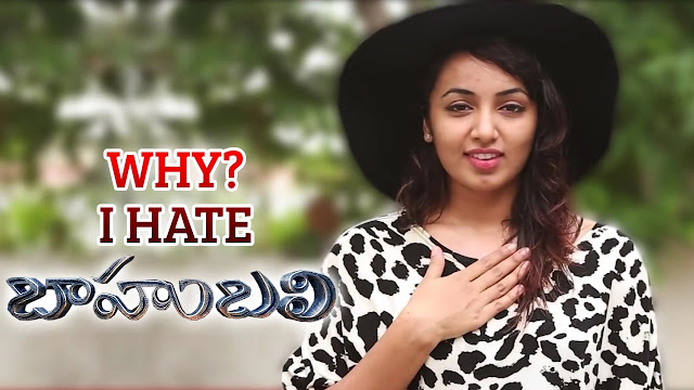 Why I Hate Baahubali | Tejaswi Madivada | Clarification