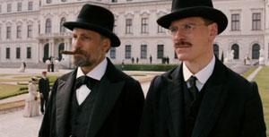 Viggo Mortensen y Michael Fassbender en Un método peligroso