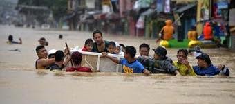 INUNDACIONES FILIPINAS