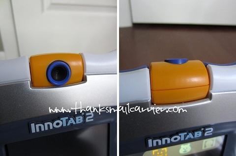 VTech InnoTab 2 camera