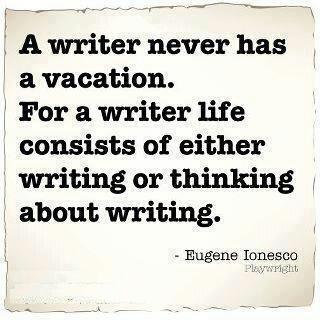 Do You Live A Writers Life