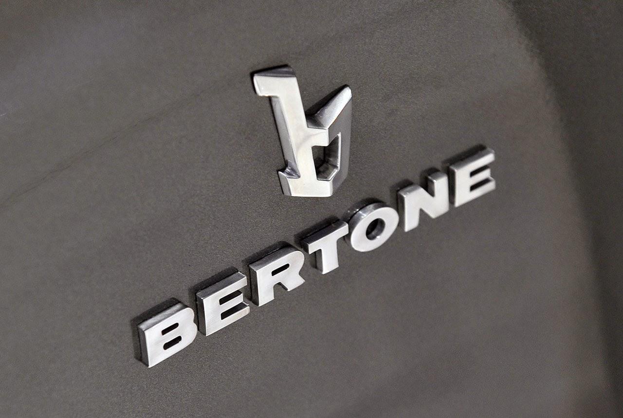 Histoire de la marque de voiture italienne Bertone