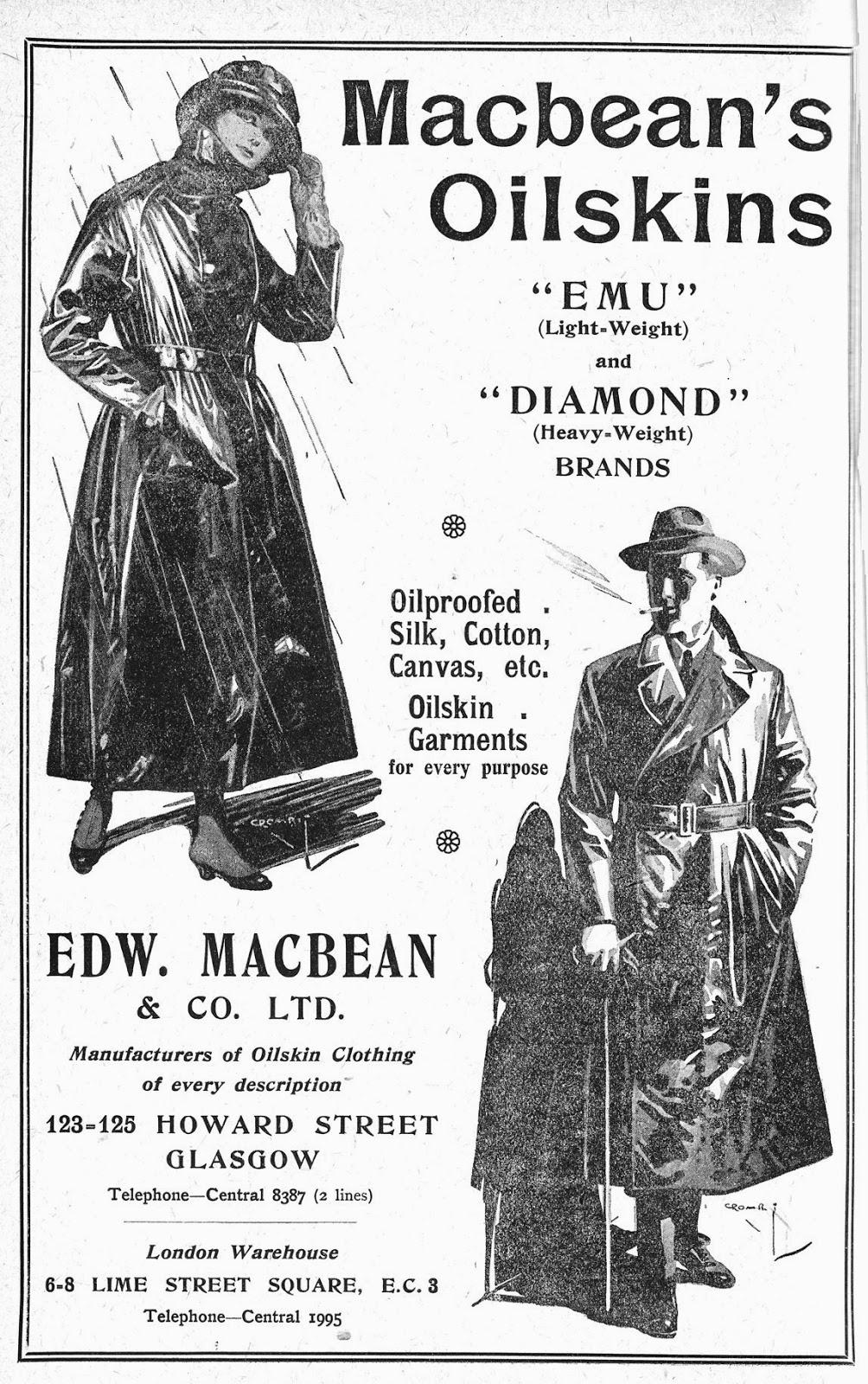 Edward Macbean & Co. Ltd., Glasgow