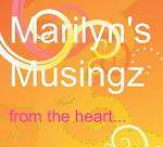 Marilyn's Muzings