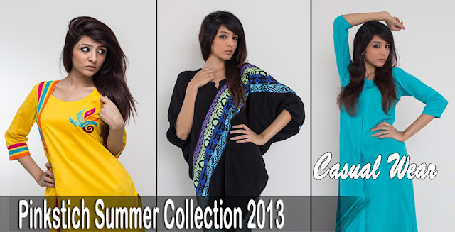 Casual Wear | Pinkstich Summer Collection 2013