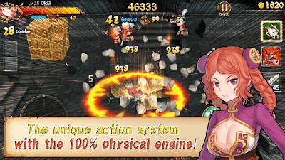Hero Hearts Zero v1.0.207 Mod Apk Data (Mega Mod) 2