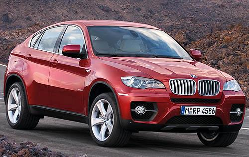 Best Cars Pictures Bmw X7