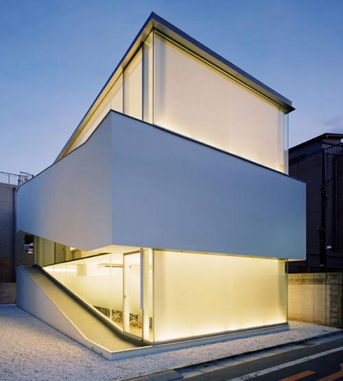 7 cool japanese home design ideas home designs for Japanese minimalist house design