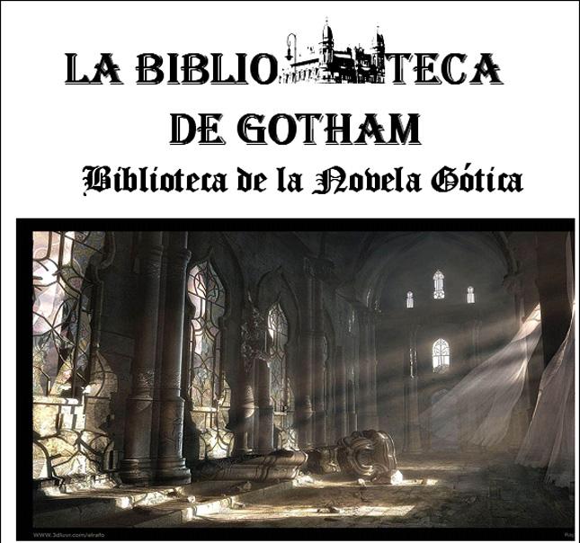 La Biblioteca  de Gotham